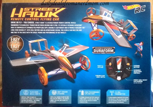 hot wheels street hawk instructions