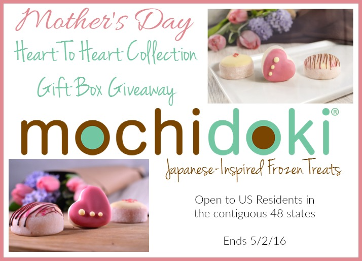Mochidoki Heart To Heart Collection Gift Box Giveaway