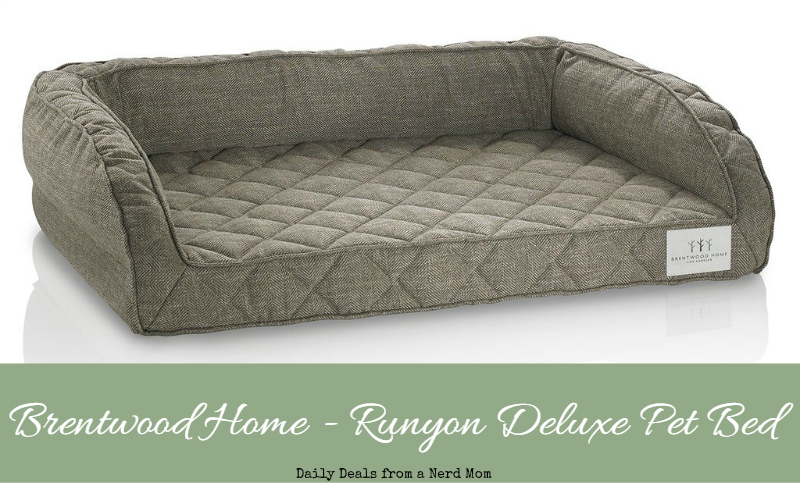 Brentwood Home - Runyon Deluxe Pet Bed